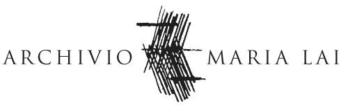 Archivio Maria Lai Logo